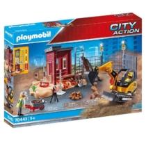 Playmobil Munkaterület 117 db-os
