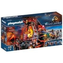 Playmobil Novelmore Összecsapás 103 db-os - 70390