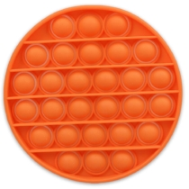 Pop it narancssárga kör