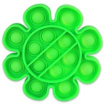 Pop it zöld virág