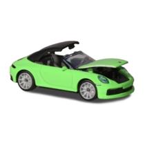 Majorette Porsche Deluxe különleges kiadás Carrera S Cabrio zöld