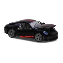 Majorette Porsche Deluxe különleges kiadás Carrera S fekete