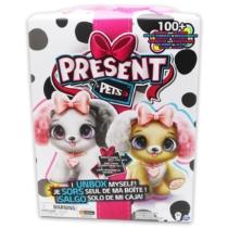 Present Pets Fancy Interaktív kutyus rózsaszín