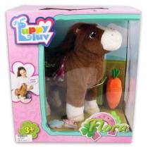 Puppy Luv interaktív ló Flóra kiegészítőkkel