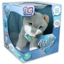 Puppy Luv interaktív plüss cica Bella