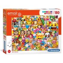 Puzzle Emoji 180 db-os Clementoni