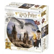 Puzzle Harry Potter Roxfort és Hedwig hologramos 3D hatású 500 db-os