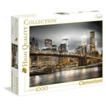 Puzzle New York Skyline 1000 db-os Clementoni