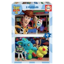 Puzzle Toy Story 4 2x48 db-os Educa