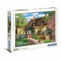 Puzzle Vidéki házikó 1000 db-os Clementoni