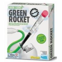 Rakétakilövő készítő szett 4M Green Science