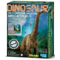 Régészjáték Brachiosaurus szett 4M