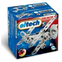 Repülő mini építőjáték szerszámokkal fém Eitech