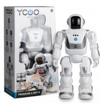 Silverlit YCOO NEO robot 48 programozható mozdulat/akció