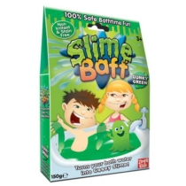 Slime Baff fürdőzselé zöld 300 g