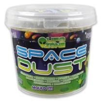 Space dust homokgyurma tégelyben 1000 gramm zöld