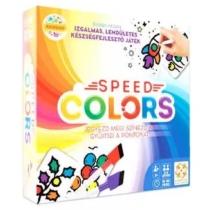 Speed colors gyerek társasjáték