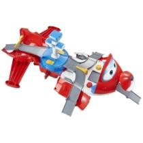 Super Wings Jett felszállópálya játékszett