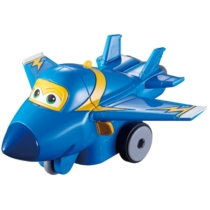 Super Wings Lendkerekes kisrepülő, Jerome