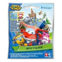 Super Wings Mini PVC figura