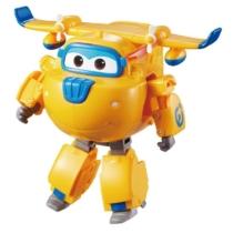 Super Wings Átalakuló repülő és robot, Donnie (nagy)