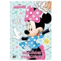 Színező Minnie A4