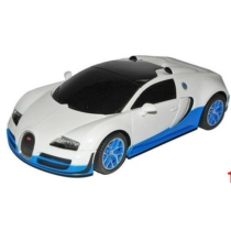 Távirányítós autó Bugatti Veyron 16.4 Grand Sport Vitesse műanyag RC fehér