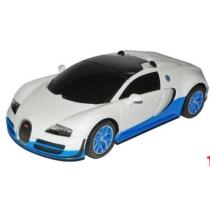 Távirányítós autó Bugatti Veyron 16.4 Grand Sport Vitesse műanyag RC fehér 1:24