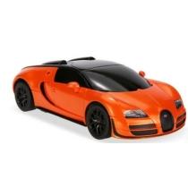 Távirányítós autó Bugatti Veyron 16.4 Grand Sport Vitesse műanyag RC narancssárga 1:24
