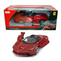 Távirányítós autó Ferrari Aperta piros RC Rastar 1:14