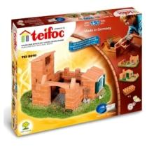 Tégla építőjáték kerti party szett 150 db-os kiegészítőkkel teifoc