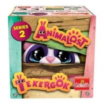 Tekergők figura kiegészítőkkel Animalost