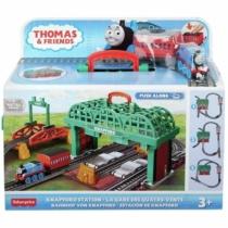 Thomas Knapford állomás játékszett kiegészítőkkel