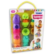 Toomies Kukucska tojástorony számokkal színes