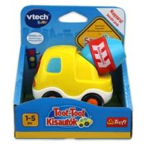 Toot-Toot műanyag Betonkeverő autó hanggal és fénnyel
