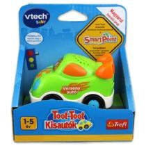 Toot-Toot műanyag Versenyautó hanggal és fénnyel