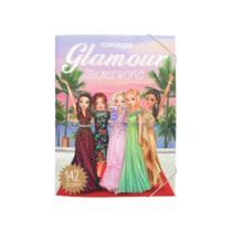 Top model Glamour matricás füzet