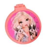 Top model Összecsukható Hajkefe tükrös Jill rózsaszín