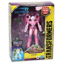 Transformers Bumblebee Cyberverse Adventures Arcee figura kiegészítőkkel