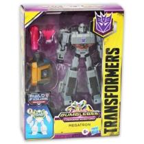 Transformers Bumblebee Cyberverse Adventures Megatron figura kiegészítőkkel