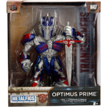 Transformers Optimus Prime fém figura