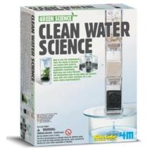 Víztisztitó szett 4M Green Science