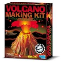 Vulkán készítő szett 4M KidzLabs