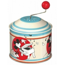 Zenélő doboz Mickey Mouse