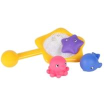 ABC Baby Bath halász fürdőjáték