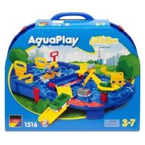 AquaPlay LockBox második kiadás vizes játékszett 27 db-os 85x65 cm - 1516