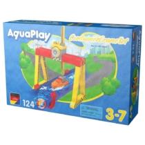 AquaPlay vizes játékszett konténerdaru hajóval - 124