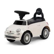 Bébitaxi Fiat 500 fehér