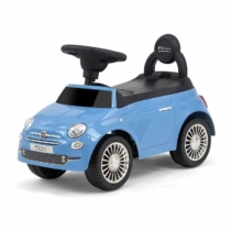 Bébitaxi Fiat 500 kék
