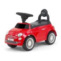 Bébitaxi Fiat 500 piros